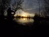 Dennis Sherwood | Slough House West | Rods at dusk | Mar18