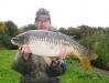 Paul Kyffin | Linear Mirror | 15lb 9oz | Whithouse Farm