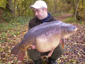 Scott Prince | Willow | 33lb 12oz | 8 Nov 08 | Totham Pit